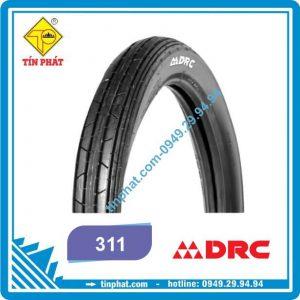 Vỏ xe máy DRC 2.25-17 4PR (311)