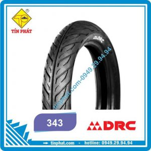 Vỏ xe máy DRC 90/90-14 (343)