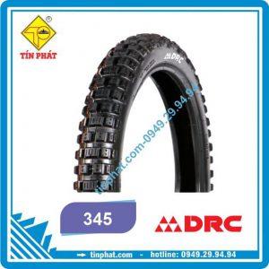 Vỏ xe máy DRC 2.50-17 6PR (345)
