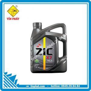 Nhớt SK ZIC X7 10W30 Diesel 6L