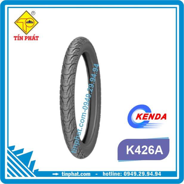 Vỏ (lốp) KENDA 100/90-10 6PR (K426A - TL)
