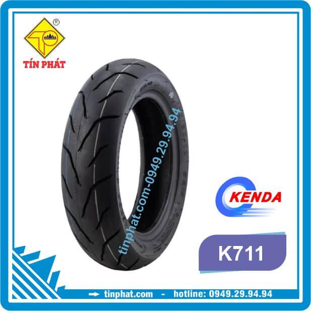 Vỏ (lốp) KENDA 130/70-17 62P K711 4P TL