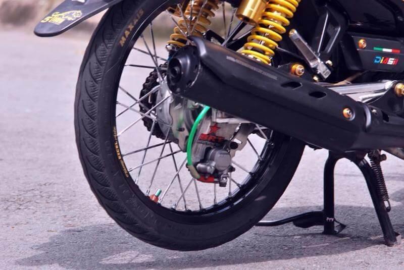 Vỏ (lốp) xe máy - Xu hướng lựa chọn hiện nay tại Việt Nam